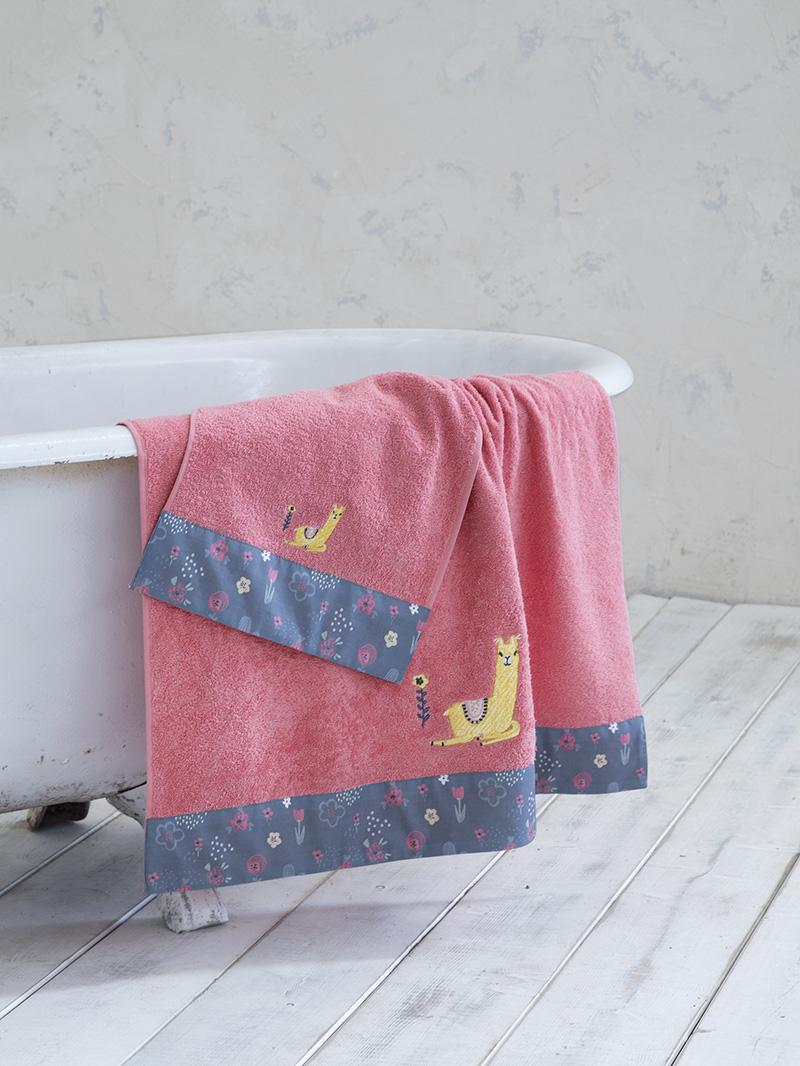 Παιδική Πετσέτα Χεριών 30×50 Nima Llama