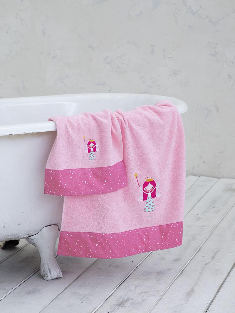 Παιδική Πετσέτα Μπάνιου 70×140 Nima Sprinkle Fairy