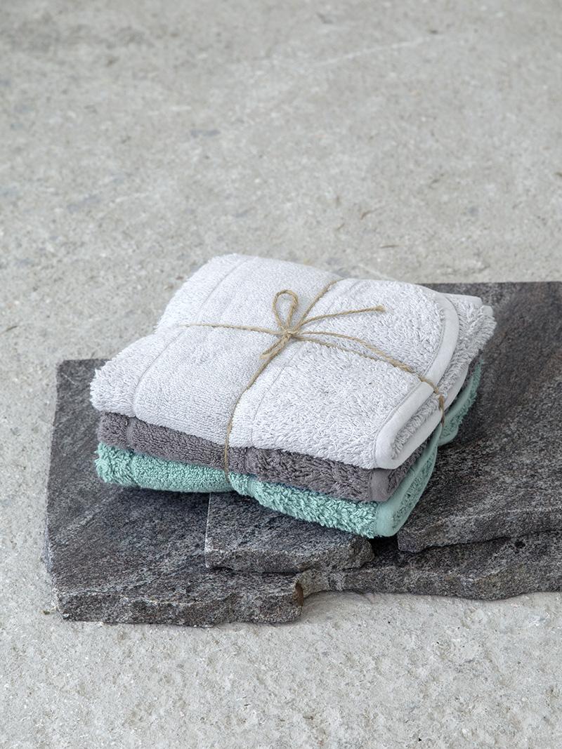 Πετσέτες Κουζίνας (Σετ 3 Τμχ) 40×60 Nima Boca
