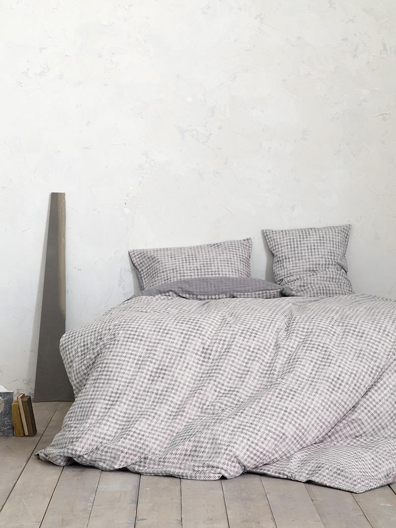 Σεντόνια Μονά (Σετ) 100×200+32 Nima Dash Beige Με λάστιχο