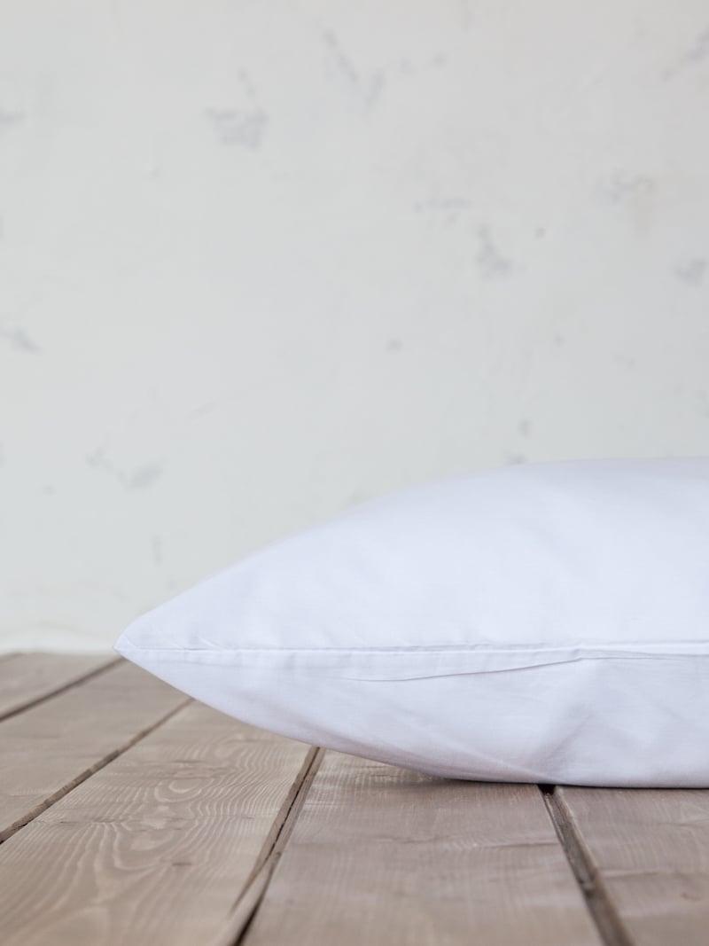 Σεντόνι Μεμονωμένο Μονό 160×260 Nima Primal White Χωρίς Λάστιχο