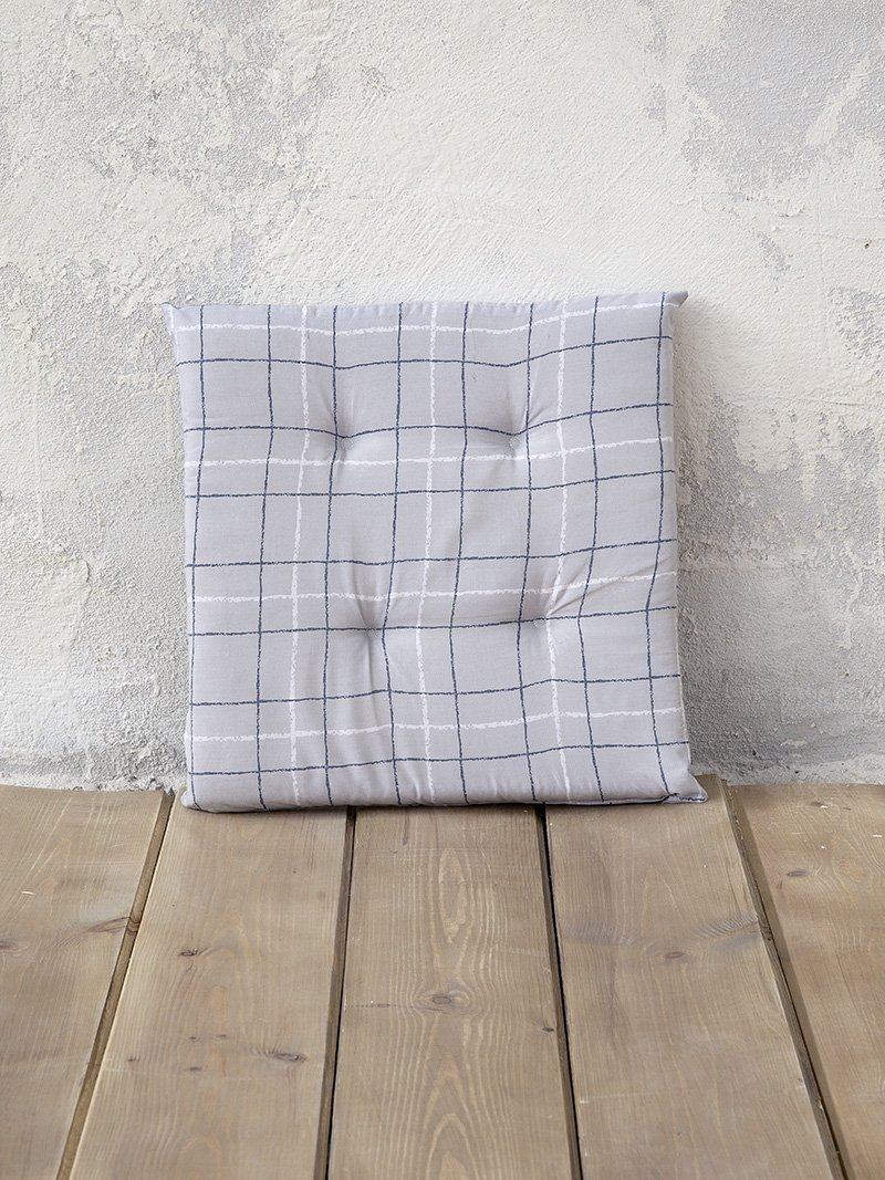Μαξιλάρι Καρέκλας 40×40 Nima Gesso