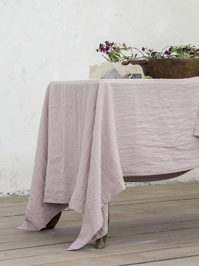 Τραβέρσα 50×150 Nima Linho Dusty Pink