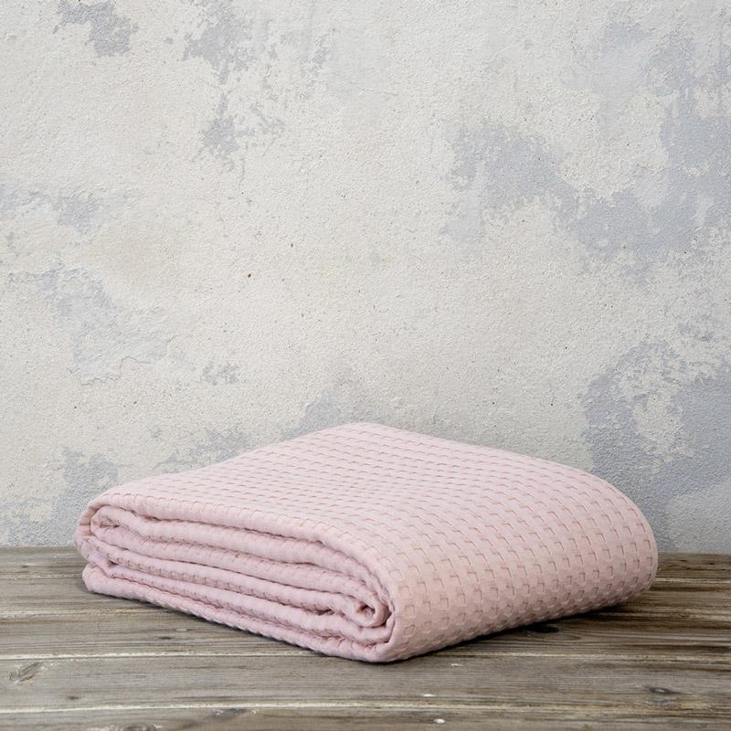 Κουβέρτα Πικέ Μονή 160X240 Nima Habit Nude