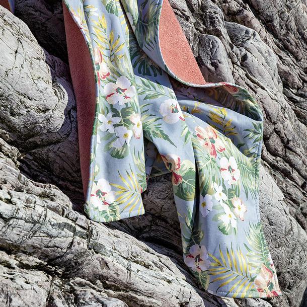 Πετσέτα Θαλάσσης 90X150 Nima Jungle Flower