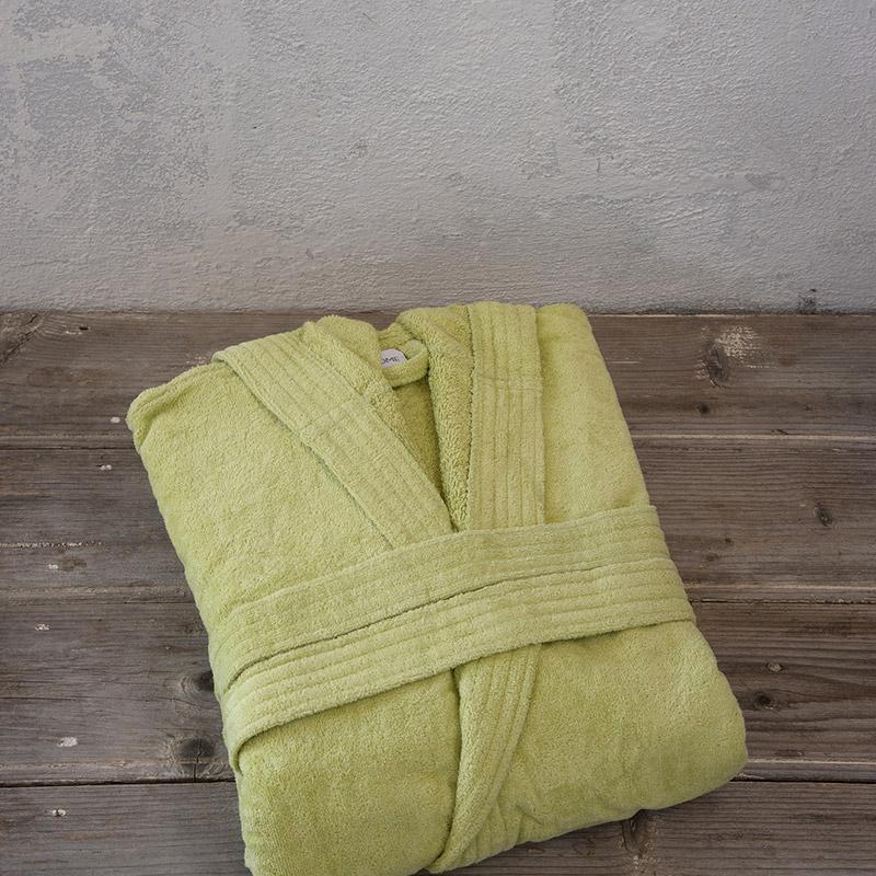 Μπουρνούζι Με Κουκούλα xx-Large Nima Zen Green