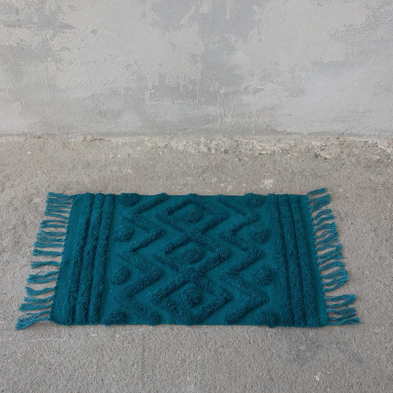 Πατάκι Μπάνιου 50×80 Nima Enzo Blue (50×80)