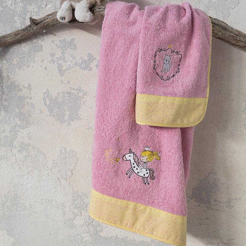 Παιδικές Πετσέτες (Σετ 2 Τμχ) Nima Magie