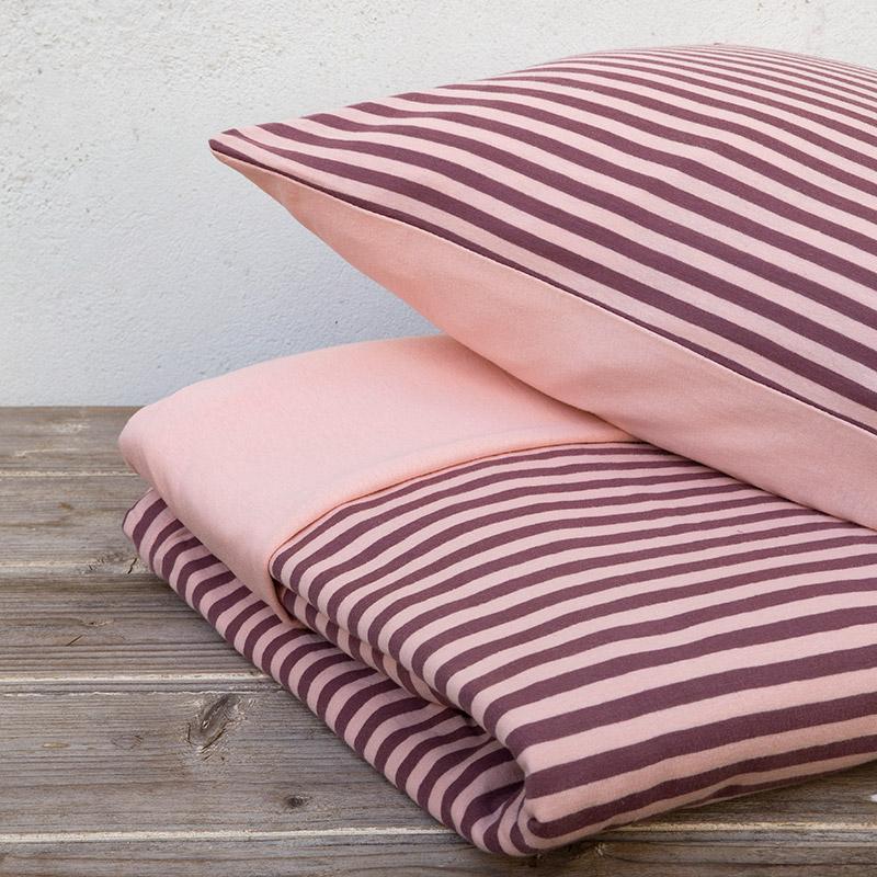 Παπλωματοθήκη Υπέρδιπλη (Σετ) 220×240 Nima Suave Dark Pink