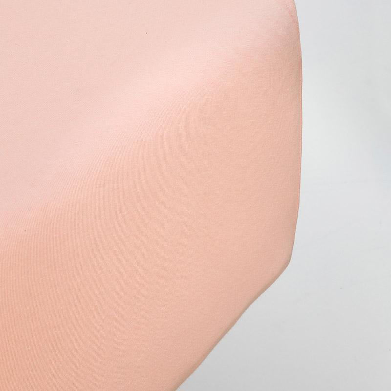 Σεντόνι Μεμονωμένο Μονό 100×200+30 Nima Naem Powder Pink Με Λάστιχο