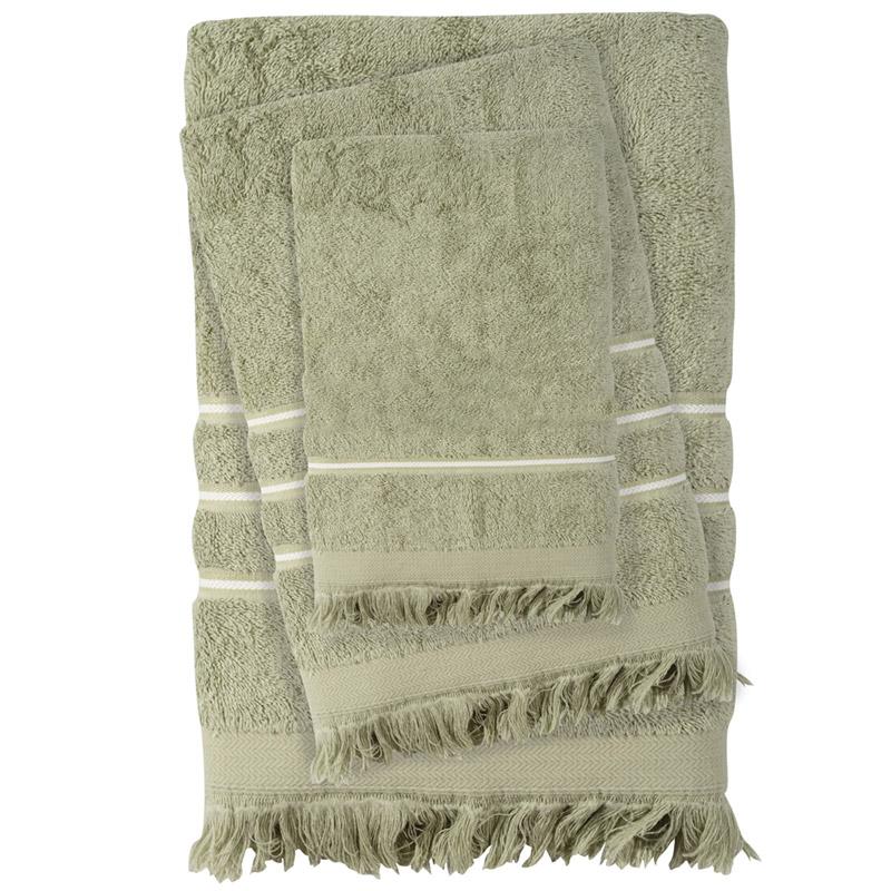 Πετσέτες Μπάνιου (Σετ 3 Τμχ) Das Home Soft Best 0427