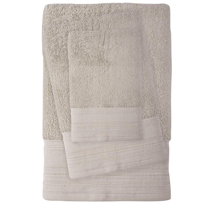 Πετσέτες Μπάνιου (Σετ 3 Τμχ) Das Home Soft Best 0429