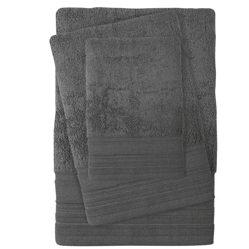 Πετσέτες Μπάνιου (Σετ 3 Τμχ) Das Home Soft Best 0432