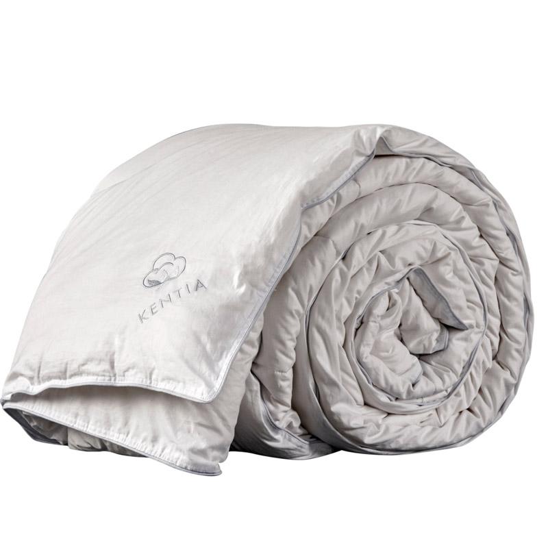 Πάπλωμα Λευκό Κούνιας 100X140 Kentia Αccesories Pure Cotton Λευκό