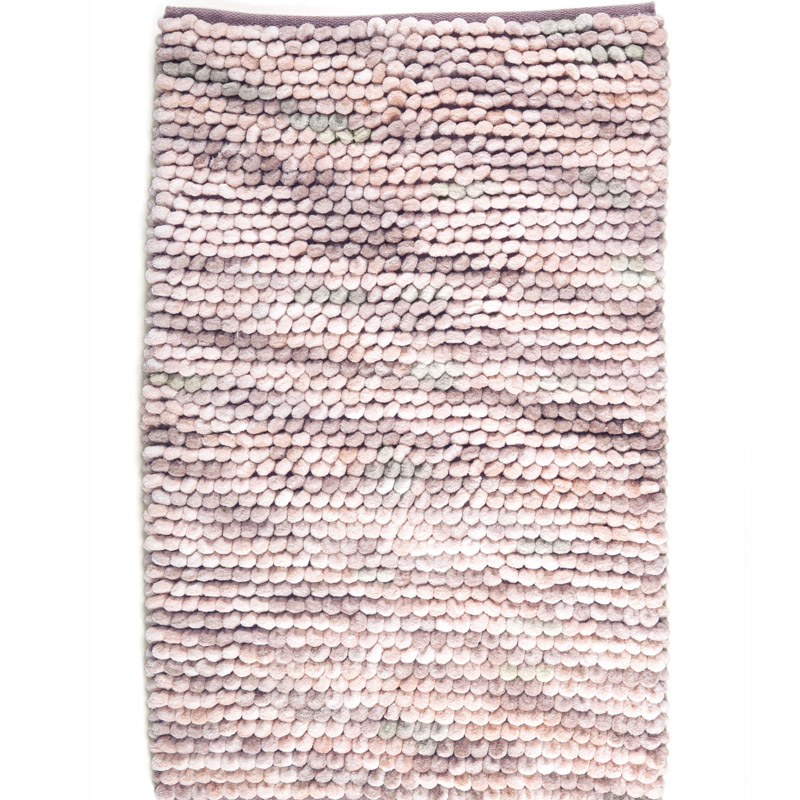 Χαλί All Season Διαδρόμου 70X130 Kentia Loft Arno Ροζ