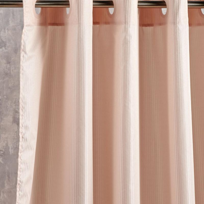 Κουρτίνα Μπάνιου 180X200 Kentia Loft Nippy 18 Ροζ