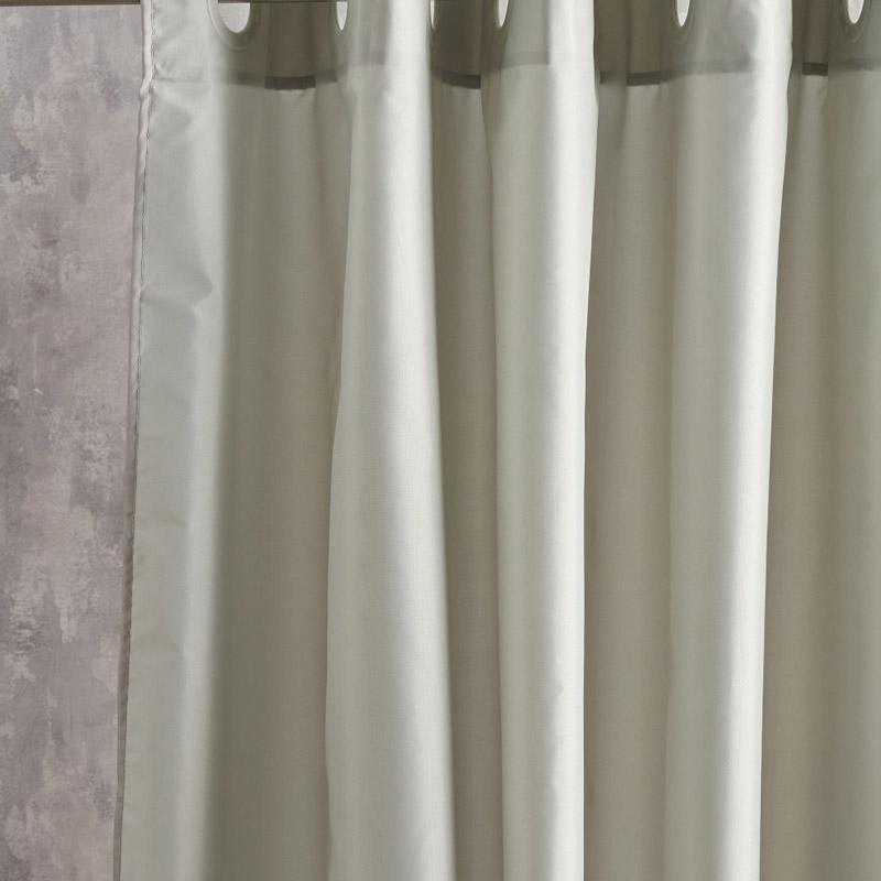 Κουρτίνα Μπάνιου 180X200 Kentia Loft Brisk 10 Πράσινο