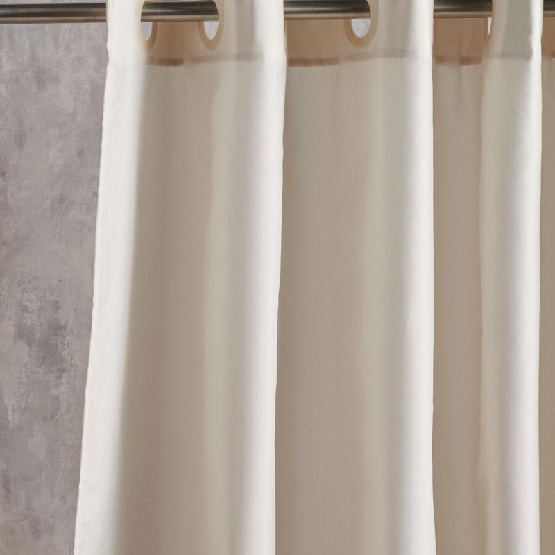 Κουρτίνα Μπάνιου 180X180 Kentia Loft Brisk 26 Μπεζ