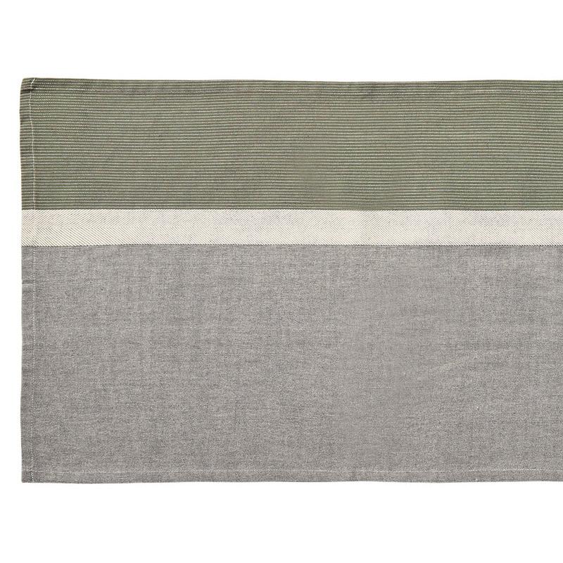Τραβέρσες (Σετ 2 Τμχ) 45X150 Kentia Loft Coralis 36 Πράσινο
