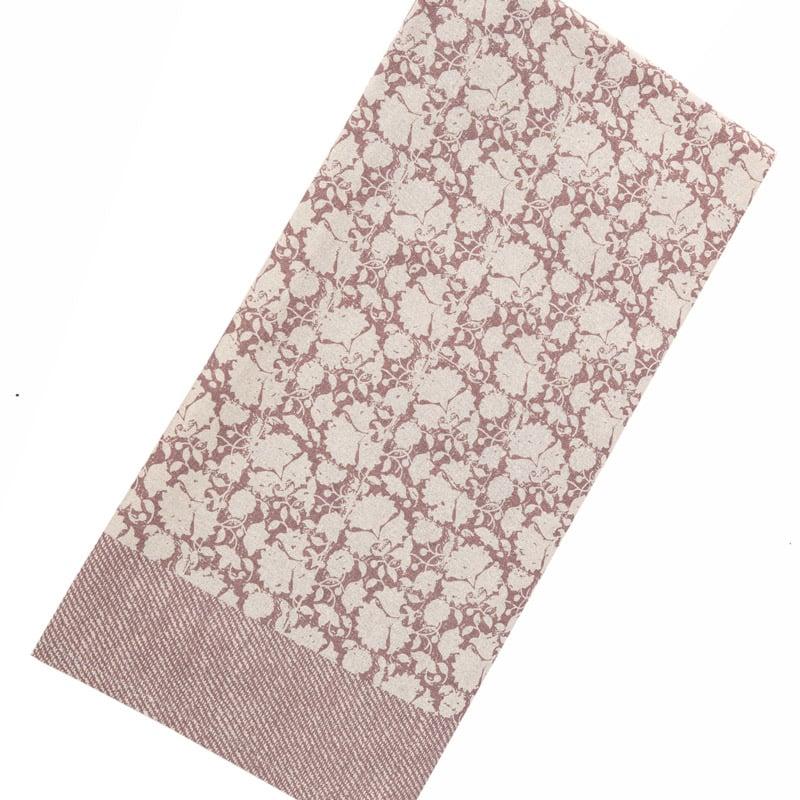 Τραπεζομάντηλο 135X180 Kentia Loft Accademia 14 Ροζ