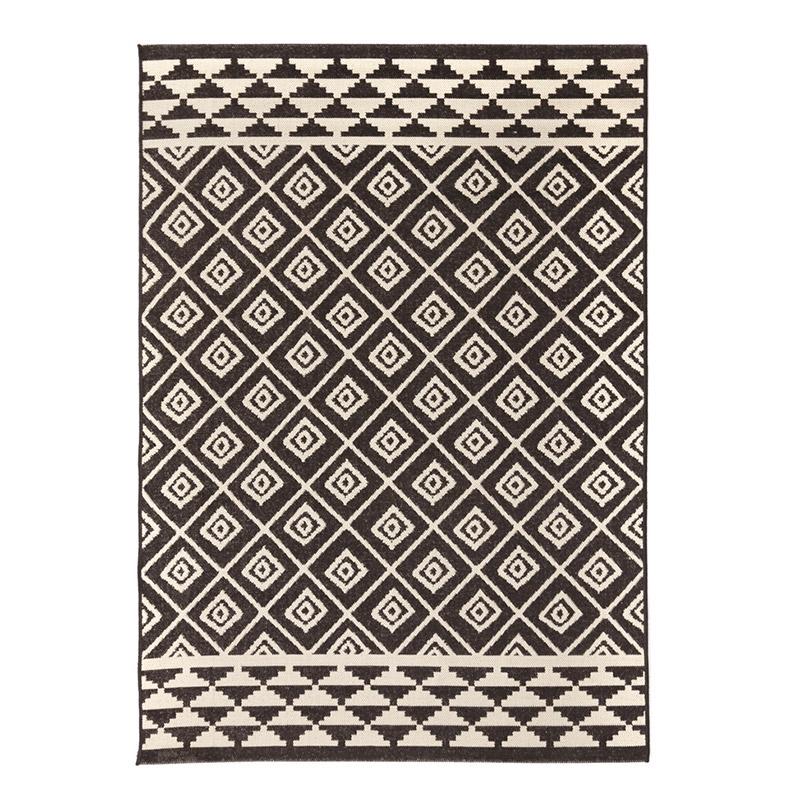 Χαλί Σαλονιού All Season Royal Carpet Flox 160×235 – 6094 Black
