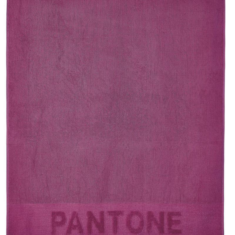 Πετσέτα Μπάνιου 80X160 Kentia Loft Pantone 0227 Μωβ