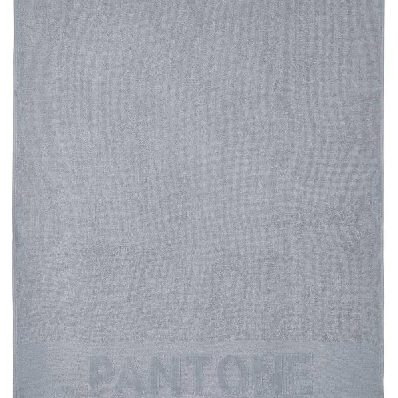 Πετσέτα Μπάνιου 80X160 Kentia Loft Pantone 0222 Γκρι