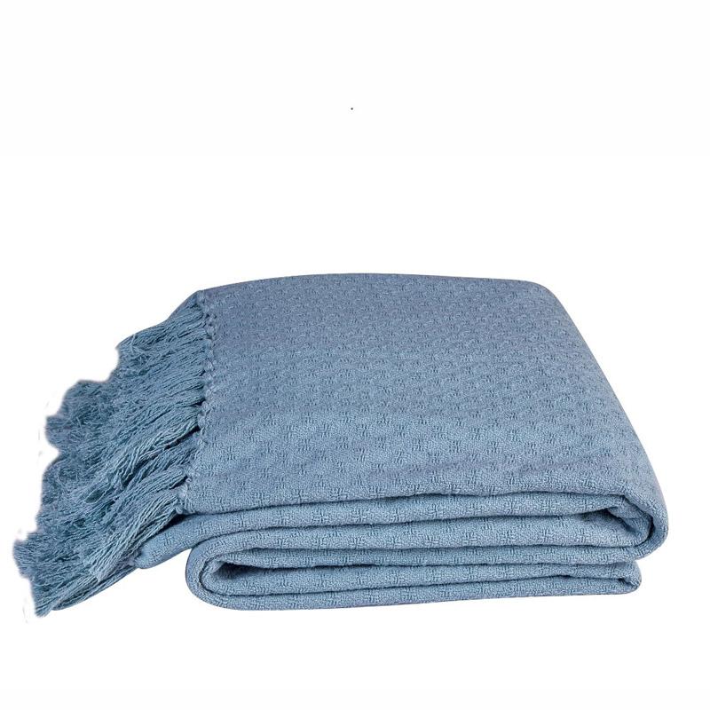 Κουβερτόριο King Size 260X240 Kentia Loft Priya 19 Μπλε