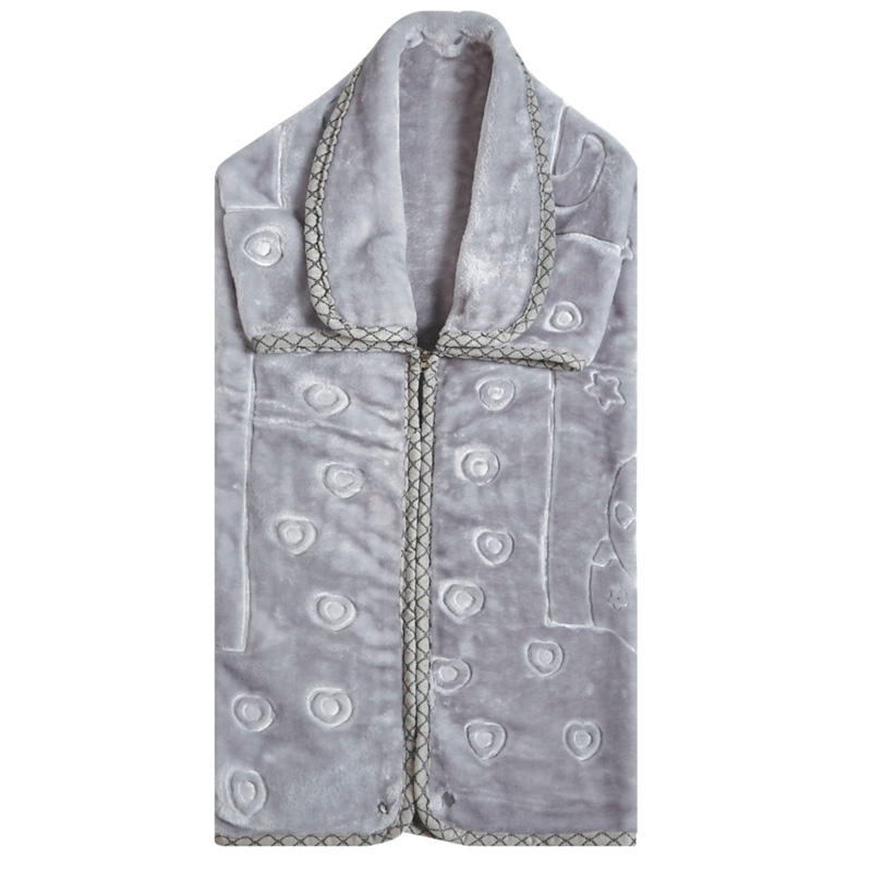 Κουβέρτα Βελουτέ Αγκαλιάς 80X90 Kentia Loft Lilly 22