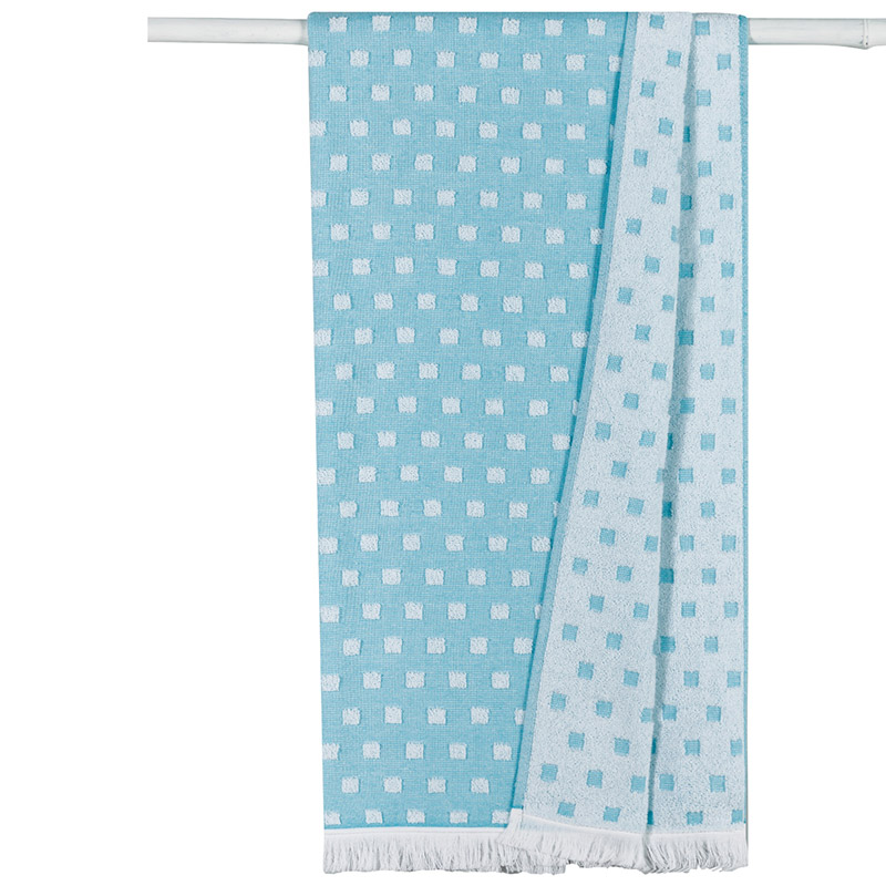 Πετσέτα Θαλάσσης Μπάνιου 100X180 Kentia Stylish Leros 19