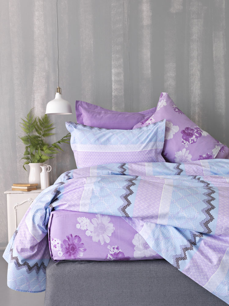 Σεντόνια+Παπλωμα Υπέρδιπλο (Σετ) 230x260220x240x B0652 Bed In A Bag Palamaiki Χωρίς Λάστιχο