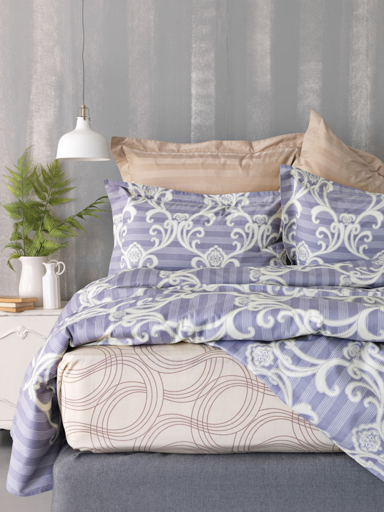 Σεντόνια+Παπλωμα Υπέρδιπλο (Σετ) 230x260220x240x B0655 Bed In A Bag Palamaiki Χωρίς Λάστιχο
