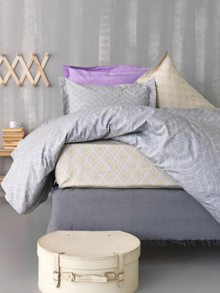 Σεντόνια+Παπλωμα Υπέρδιπλο (Σετ) 230x260220x240x B0656 Bed In A Bag Palamaiki Χωρίς Λάστιχο