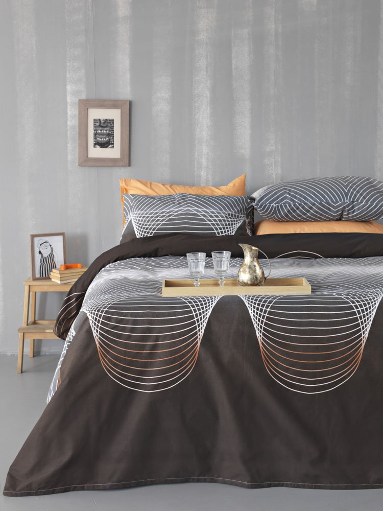 Πάπλωμα Μονό (Σετ) 160×240 FL6033 Fashion Life Palamaiki