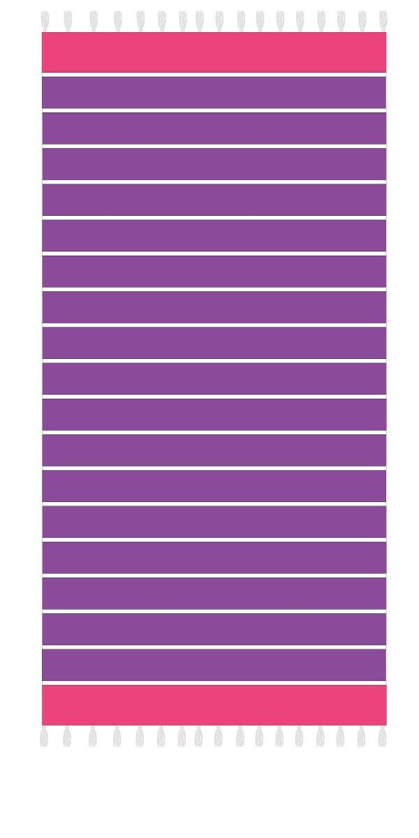 Πετσέτα θαλάσσης-Παρεό 90×160 HOLY Palamaiki Pink