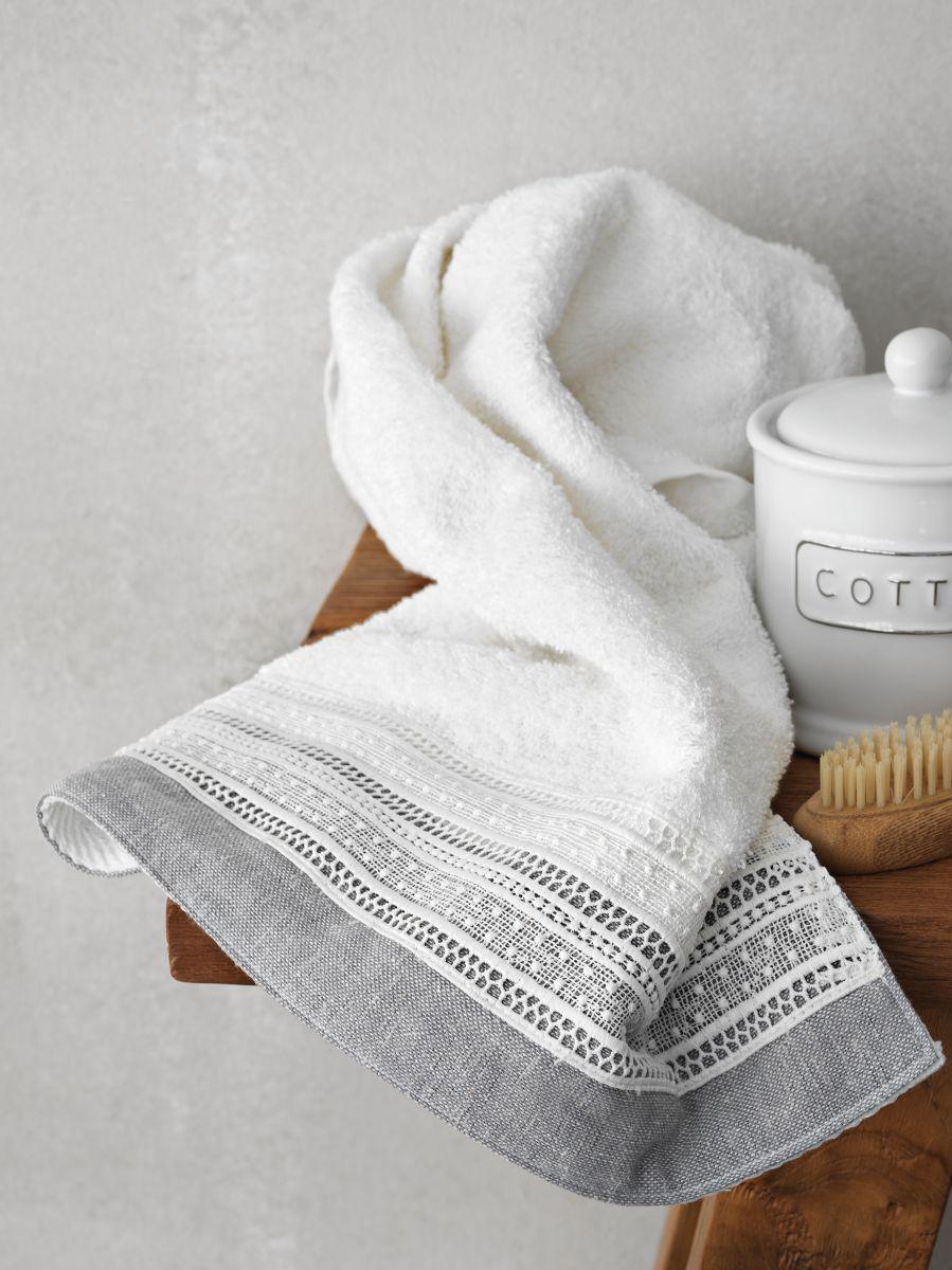 Πετσέτες Μπάνιου (Σετ 3τμχ) LIAM Palamaiki