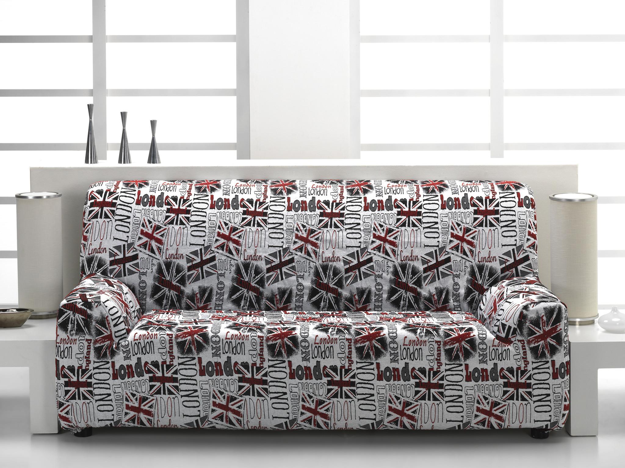 Ελαστικά καλύμματα καναπέ London-Τριθέσιος-10+ Χρώματα Διαθέσιμα-Καλύμματα Σαλονιού