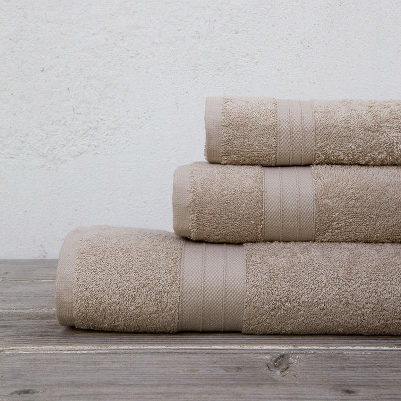 Πετσέτα Μπάνιου 70X140 Kocoon Moss Beige