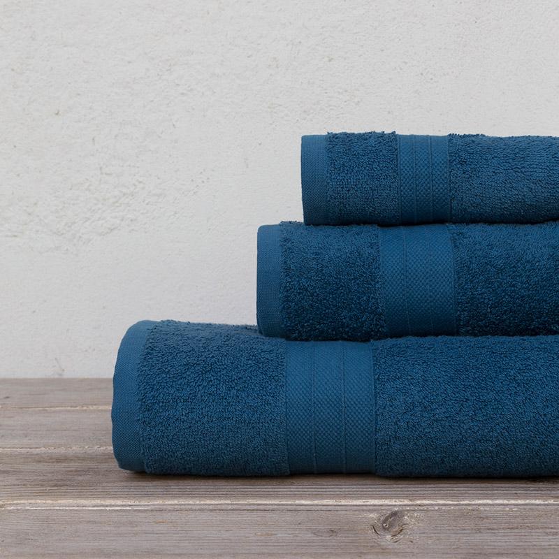 Πετσέτα Προσώπου 50X90 Kocoon Moss Blue