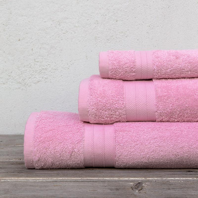 Πετσέτα Προσώπου 50X90 Kocoon Moss Pink