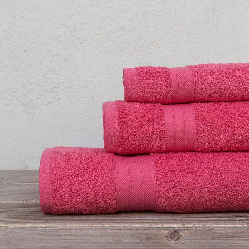 Πετσέτα Μπάνιου 70X140 Kocoon Moss Watermelon