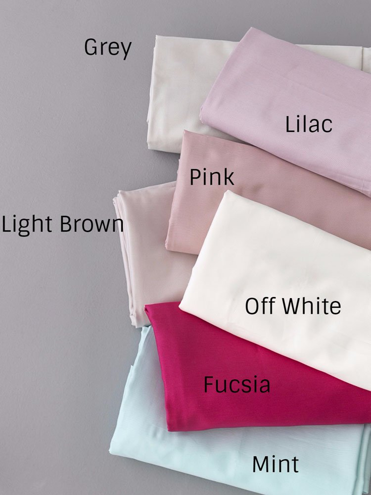Σεντόνι Υπέρδιπλo (Τμχ) 240×260 Satin Colours Satin Colours Palamaiki Χωρίς Λάστιχο Pink