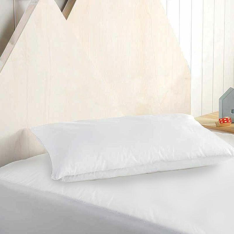 Αδιάβροχο Επιστρώμα Κούνιας 70×140+15 Sb Home Waterproof Λευκο