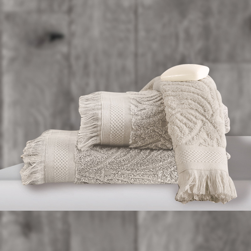 Πετσέτα Χεριών 30×50 Sb Home Celine Ivory Εκρου