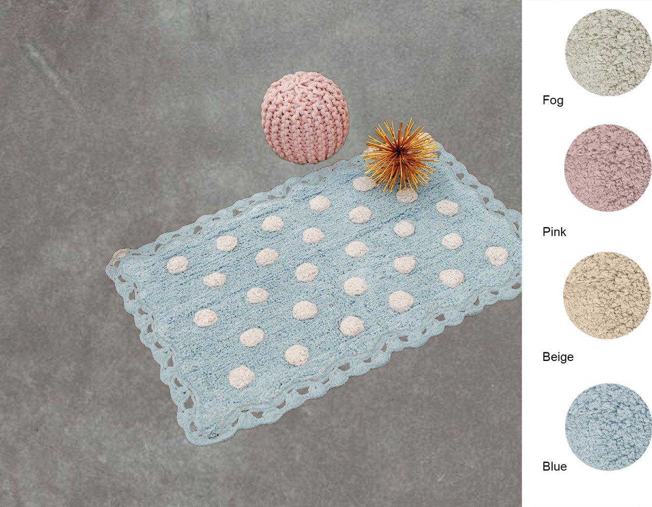 Πατάκι Μπάνιου 60×90 Palamaiki Bathmat Collection Cookie Blue