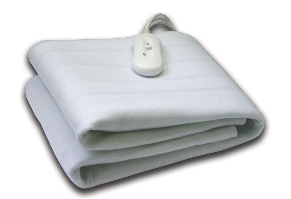 Ηλεκτρική Κουβέτα Διπλή 140x160 Dormibene Palamaiki White Comfort White λευκά είδη υπνοδωμάτιο ηλεκτρικές κουβέρτες ηλεκτρικές κουβέρτες ημίδιπλες διπλέ