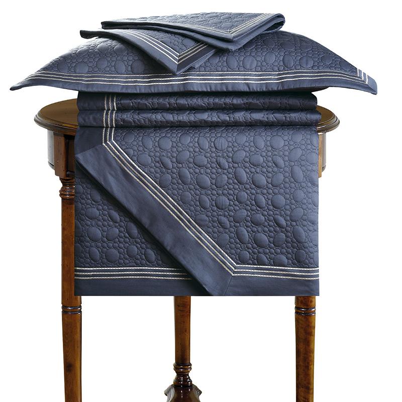 Κουβερλί Υπέρδιπλο 230×250 Sb Home Elite Sateen Μπλε