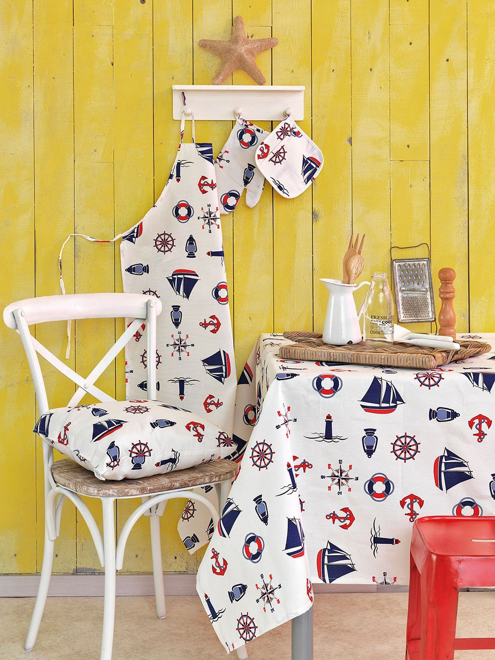 Διακοσμητικό Μαξιλάρι 40×40 4004 Palamaiki Happy Home