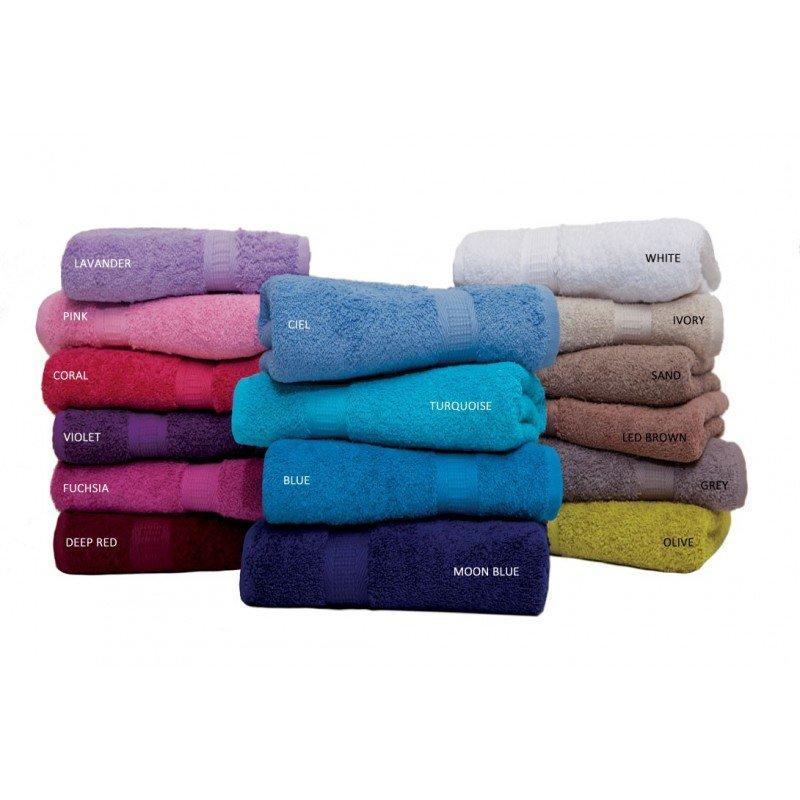 Πετσέτα Χεριών 30×50 Jolie Palamaiki Premium Towels Blue