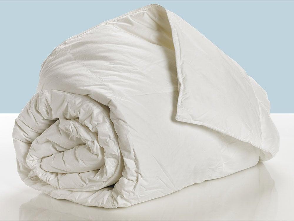 Πάπλωμα Μονό 160×240 Eco Down Like Palamaiki White Comfort White